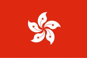 Hong Kong National Flag